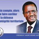 Kadré Désiré Ouédraogo:Après avoir succédé à Roch à la primature, il rêve de le succéder à la présidence du Faso.