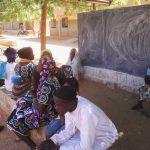 Elections 2020 à Kaya:Des déplacés internes ont pu exercer leur droit de vote