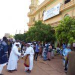 Burkina Faso : La prière de fin de Jeûne de l'Iman Kindo