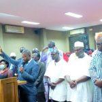 CENI : Les commissaires prêtent serment