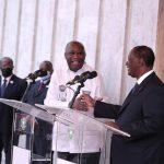 Côte d'Ivoire: 10 ans après, Ouattara et Gbagbo se rencontrent