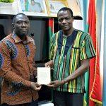 Diaspora : Yoporeka Somet dévoile son projet au ministre Séni Ouédraogo