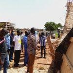 Université Norbert Zongo : Une enquête ouverte après l'effondrement d'un batiment